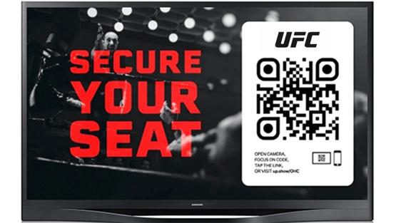 Promote UFC Events